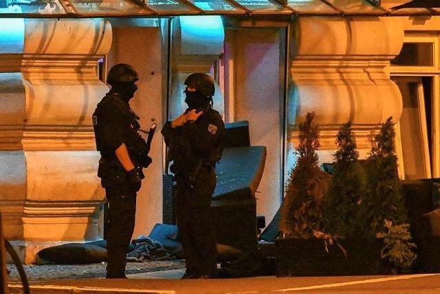 Schießerei vor Magdeburger Shisha-Bar – mehr als 25 Festnahmen