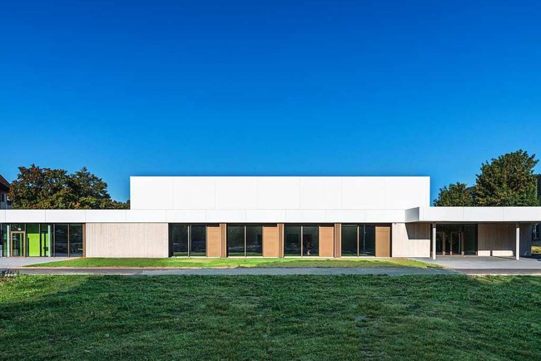 Klar gegliedert und viele Nutzungen in... Architektenkammer Baden-Württemberg.     Foto: Olaf Herzog