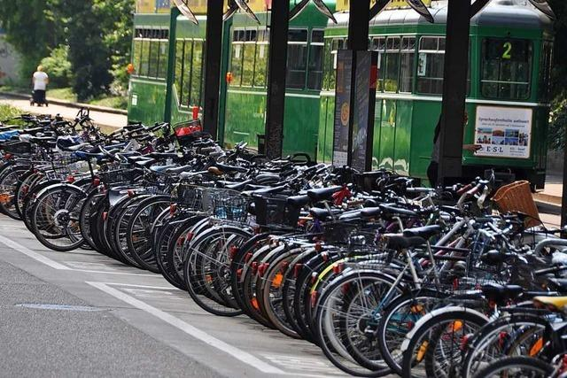 25-Jähriger soll in Basel mindestens 300 Fahrräder gestohlen haben