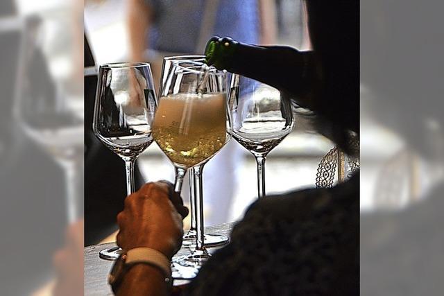 Wetterglück und Besucherlob beim Weinfest