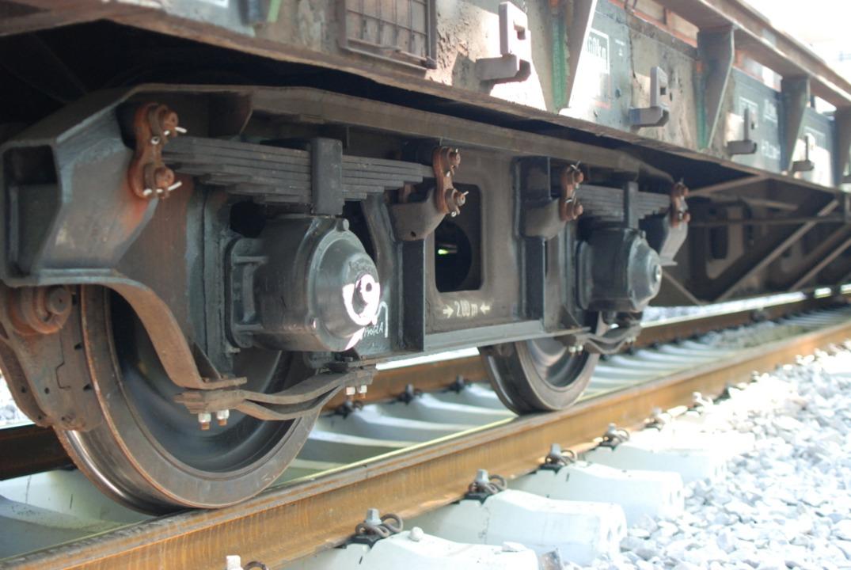 Wegen Gleisbauarbeiten bei Denzlingen ...zu Baulärm am Freiburger Güterbahnhof.  | Foto: Louis Groß