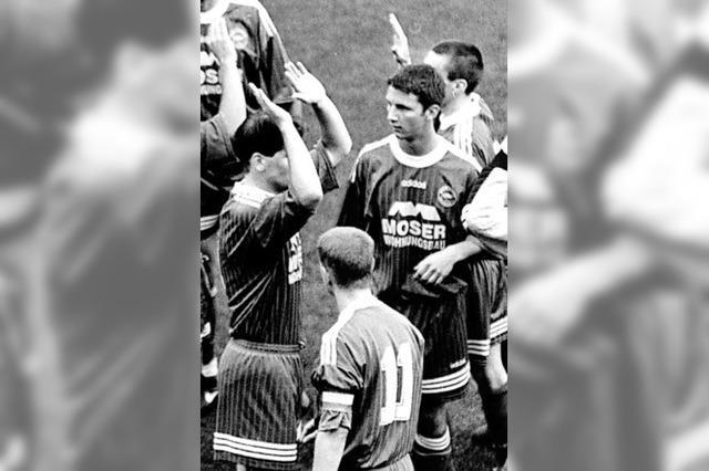 Eine Karriere vom SV Oberweier bis zum SC Freiburg