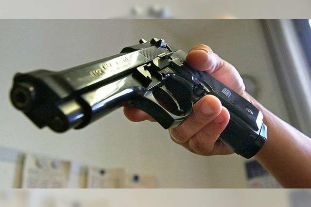 Angeklagter muss wegen Waffenbesitzes für 13 Monate ins Gefängnis