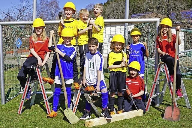 Bauen für die Zukunft der Vereine
