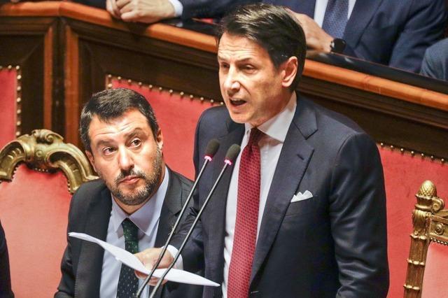 Italiens Premier tritt zurück