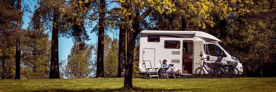 Immer mehr Touristen bereisen die Region mit dem Wohnmobil