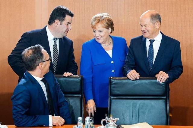 Kabinett beschließt weitgehende Abschaffung des Solidaritätszuschlags