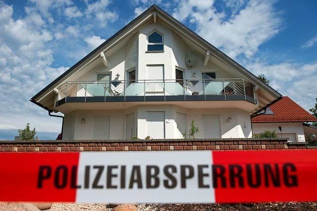 Ermittler im Fall Lübcke finden 46 Schusswaffen bei Durchsuchungen