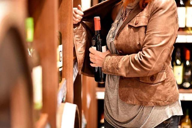 Rheinfelden: Ladendiebstahl geht in die Hose