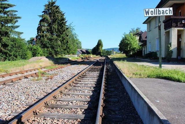 Die Petition für die Kandertalbahn hat schon mehr als 1000 Unterschriften