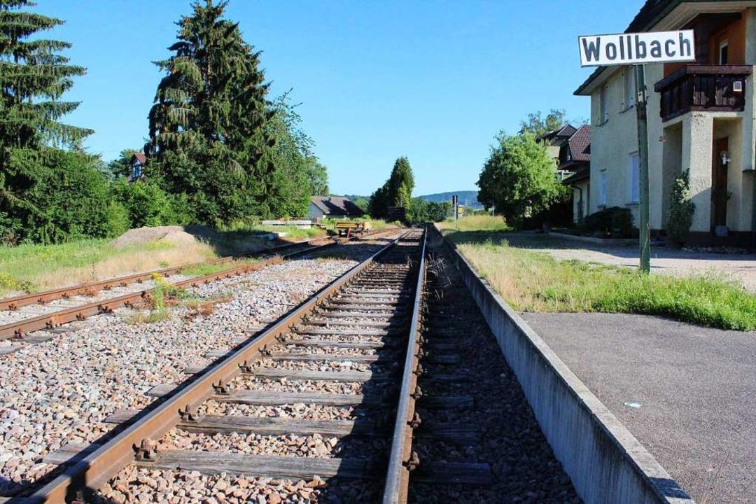 Eine Petition will, dass auf der Kandertalbahn bald wieder regulär Züge fahren.  | Foto: Victoria Langelott
