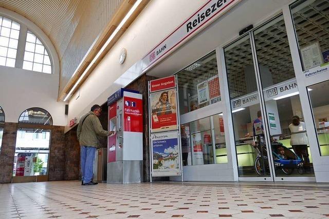Wie die Deutsche Bahn den Bahnhof in Lörrach sanieren will