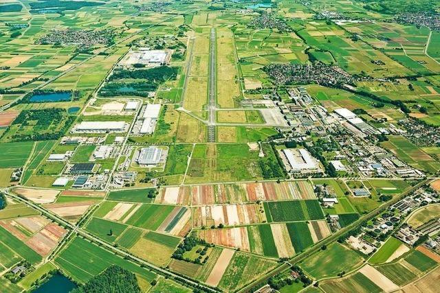 Chinesen haben Interesse am Lahrer Flugplatz – ein Kauf ist aber nicht im Gespräch