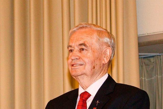 Staufener Diakon Herbert Skoda gestorben