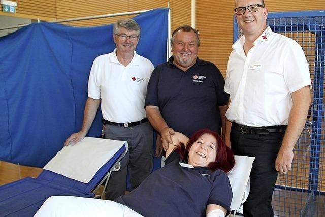 Was passiert beim Blutspenden?