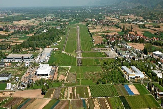 Chinesen haben Interesse am Flugplatz