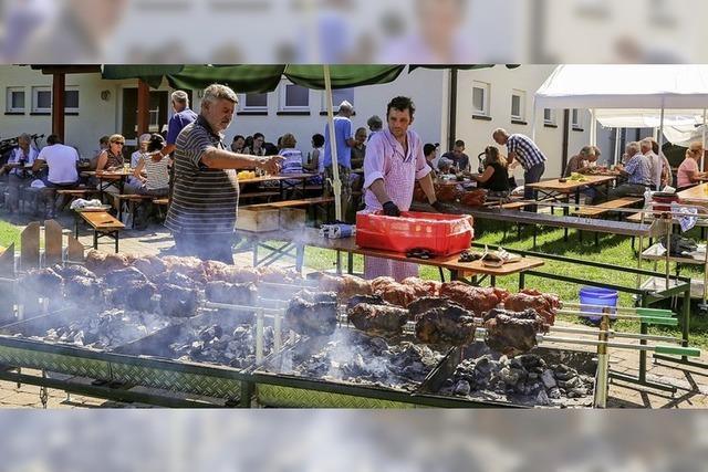 Sommerfest in Mahlberg