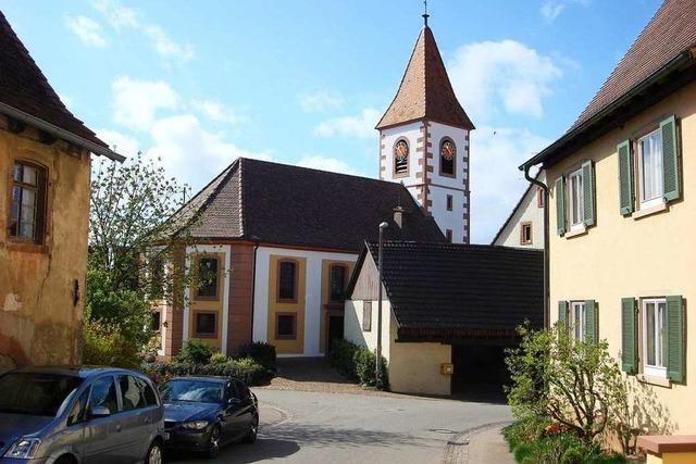 Ab sofort schweigen nachts die Kirchenglocken von Wintersweiler