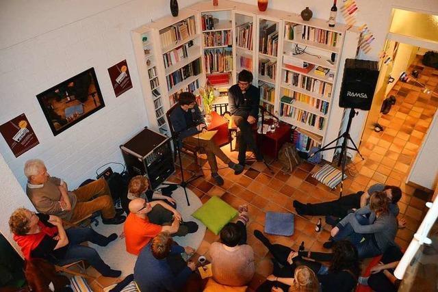 Zwei Freiburger organisieren das Unabhängige Lesereihen Festival in Nürnberg mit