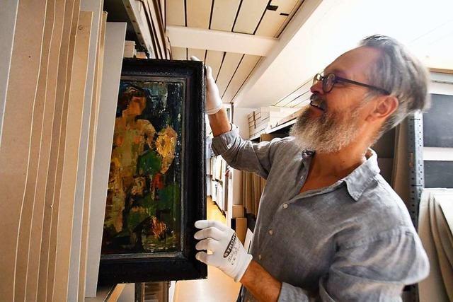 Wie die Sammlung des Dreiländermuseums Lörrach entstand und gepflegt wird