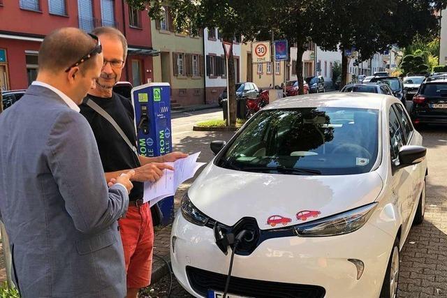 Waldkirchs OB gibt seinen Dienstwagen ab und setzt auf Carsharing