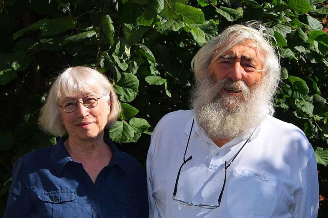 Heirateten vor 50 Jahren: Ursula und Michael Sladek.  | Foto: Ulrike Jäger