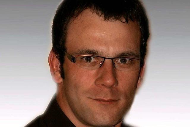 Ralf Trautwein ist neu für die CDU im Bötzinger Gemeinderat