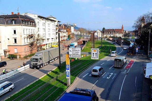Warum die Trasse des Stadttunnels nicht den kürzesten Weg nimmt