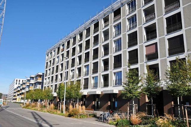 Der Wohnungsmarkt in Basel hat sich leicht entspannt