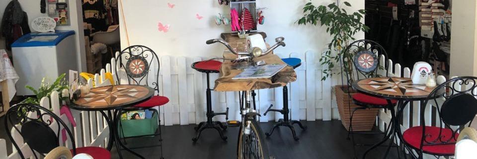 Aus für das Fahrradcafé: In der Velosophie werden ab September Stoffe verkauft