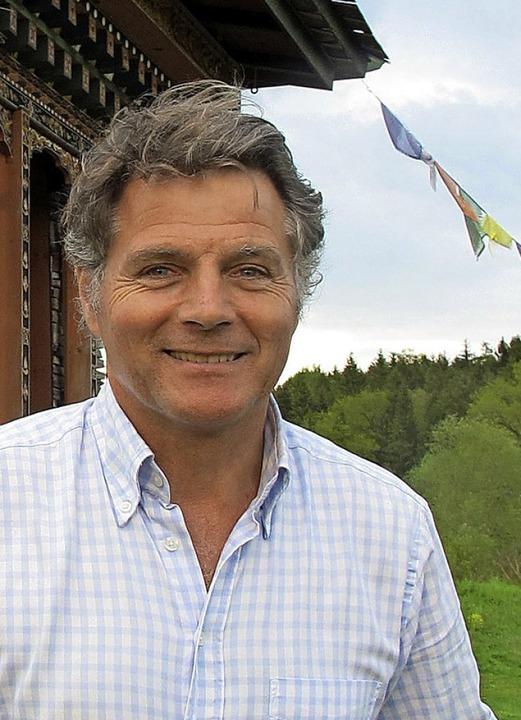 Freiherr Robert von Süßkind    Foto: Daniela David (dpa)
