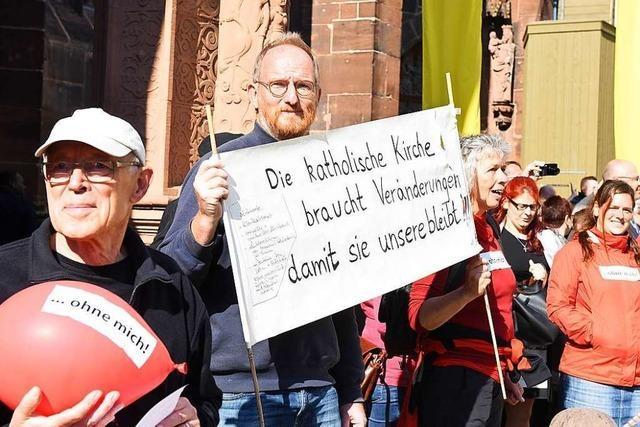 Dekanatsrat Wiesental will echte strukturelle Änderungen in der katholischen Kirche