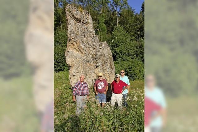 Große Pläne für den Langen Stein