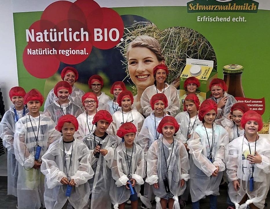 Hier herrschte aus hygienischen Grünen...Süße Werbung in Herbolzheim (rechts).   | Foto: Privat
