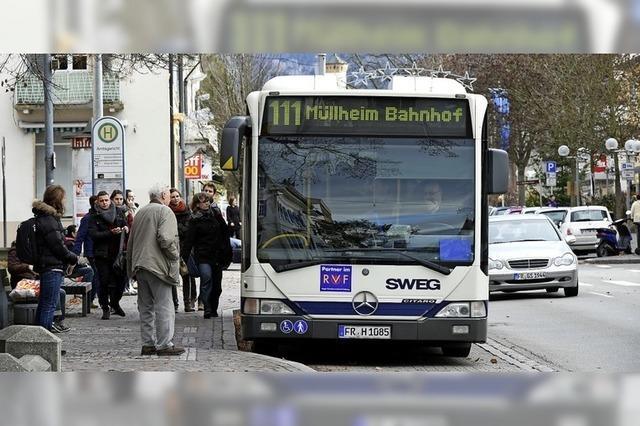 Besser unterwegs mit Bus und Bahn