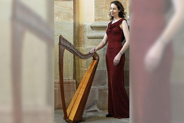 Keltische Harfenklänge im Kloster
