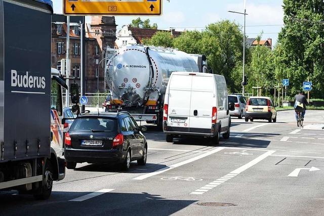 Wie gefährlich sind Freiburgs Straßen für Fahrradfahrer?