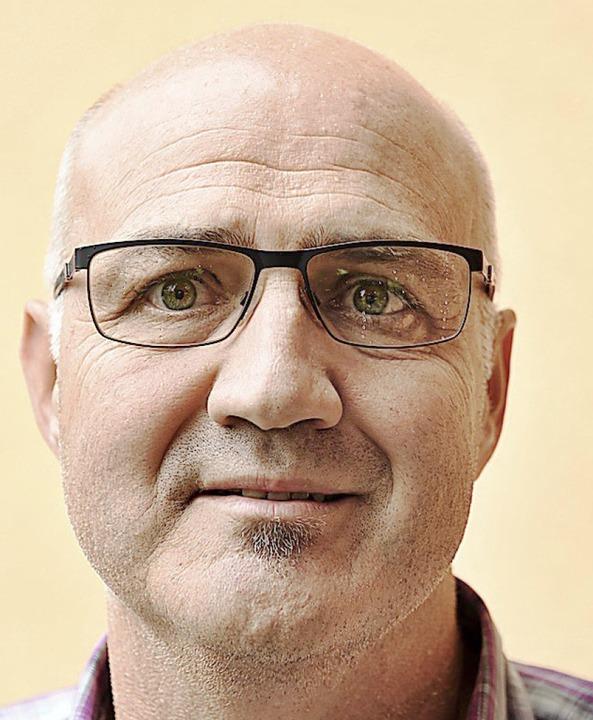 Hüsingens neuer Ortsvorsteher Jürgen Schäfer.   | Foto: Robert Bergmann
