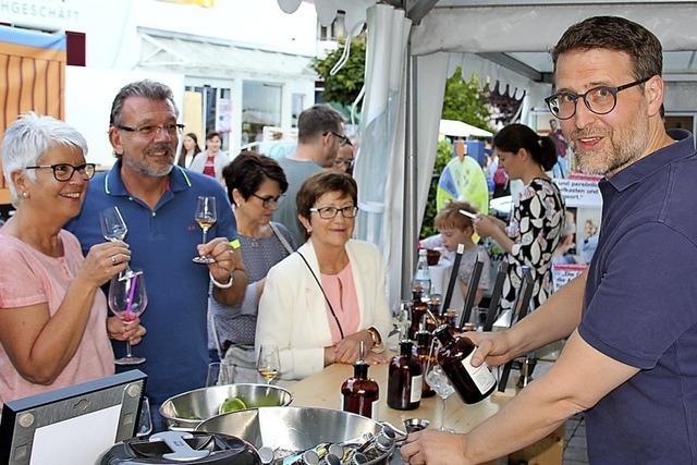 Liköre nach Opa Edmunds Rezept – made in Bötzingen