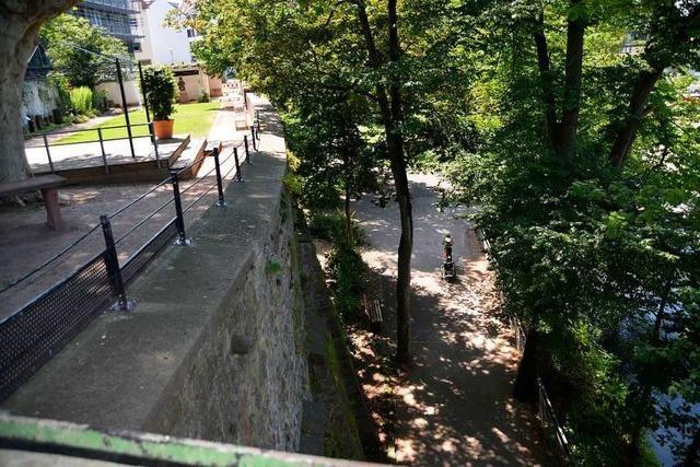 Millionenschwere Stadtmauer-Sanierung dauert mindestens zehn Jahre