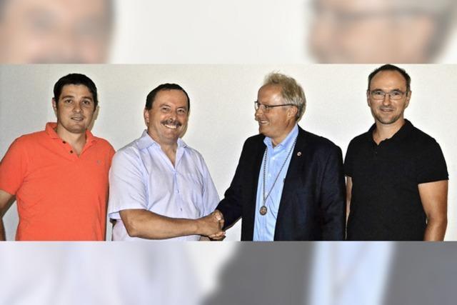 Klaus Wetzel bleibt Ortsvorsteher