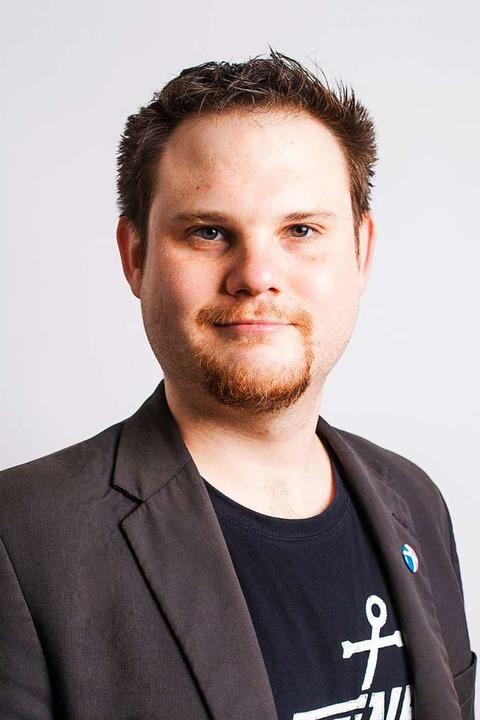 Markus Schillberg ist Schriftführer bei Multicore.  | Foto: privat