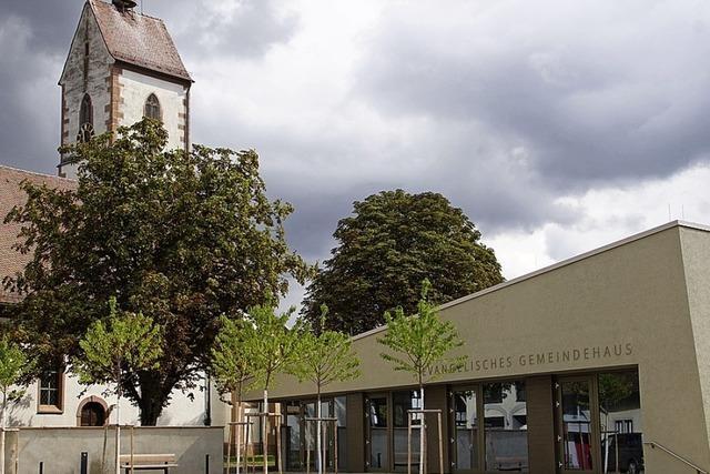 Die evangelische Kirche spart für die Zukunft