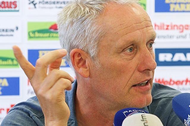 Video: Streich über seine neuen Trainerkollegen: Fehlende Bundesliga-Erfahrung kein Nachteil