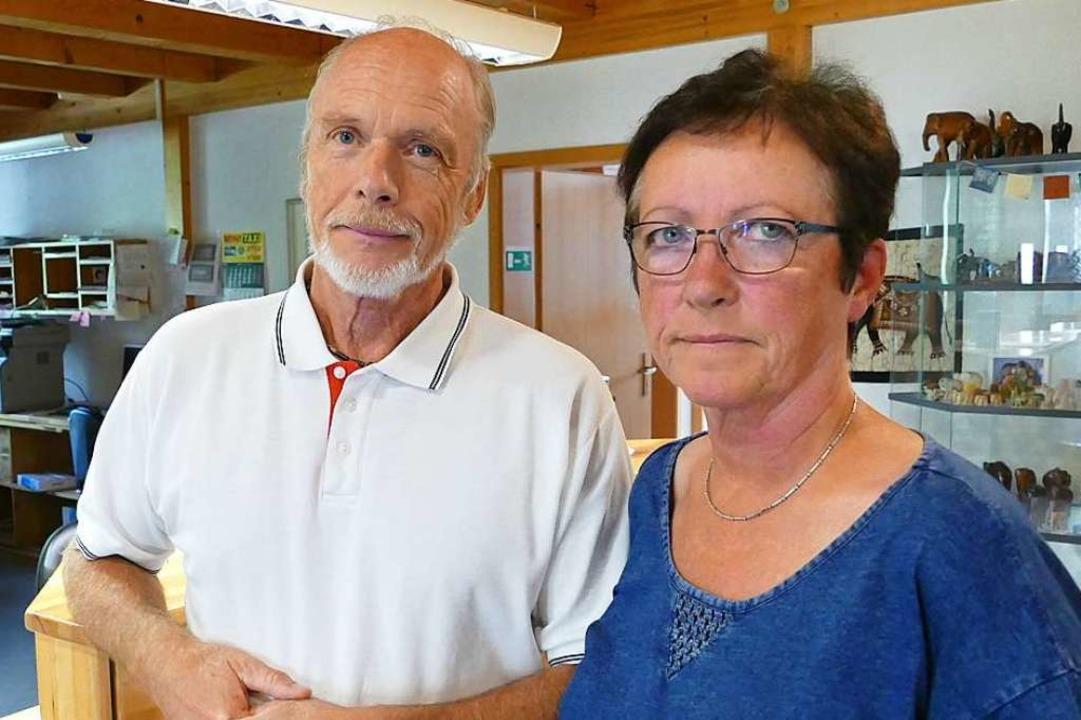Warnen nochmals eindringlich vor einem...ch Ende des Jahres in Ruhestand gehen.  | Foto: André Hönig