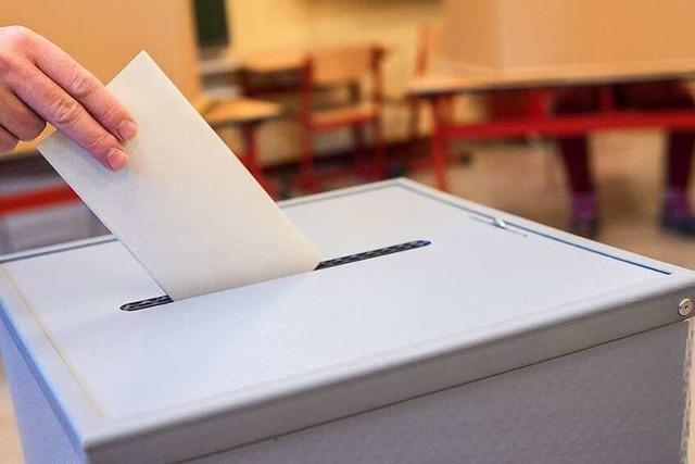 Die Berichterstattung zur OB-Wahl beginnt – und es gibt ein Sonderangebot