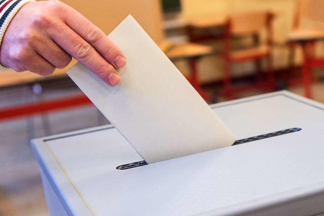 Am 22. September wählt Lahr.  | Foto: Silas Stein