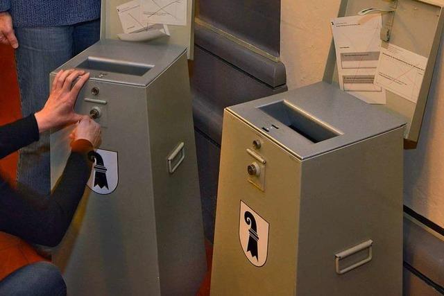 Die Wahl am 20.Oktober wird für Basel ein Superwahlsonntag
