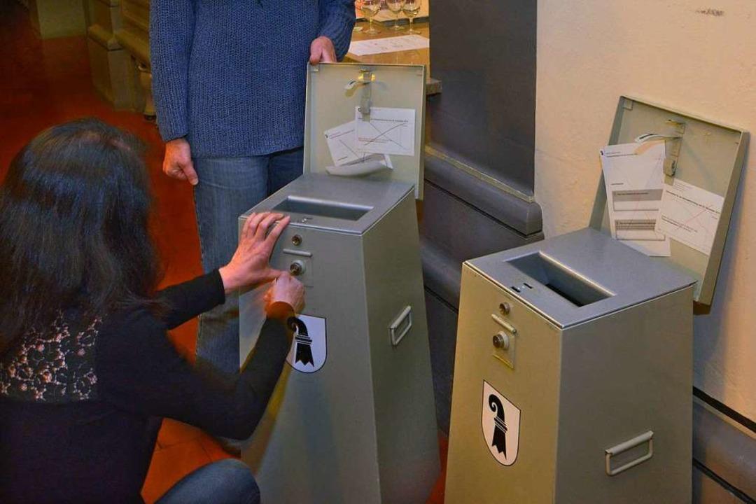 Die Basler wählen nicht nur das Schweizer Parlament am 20. Oktober.  | Foto: JURI-WEISS.CH