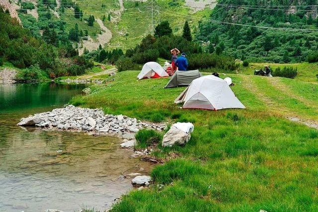 Den Wanderern des Schwarzwaldvereins Reichenbach macht das Wetter zu schaffen